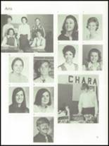 1972 McDowell High School Yearbook Page 24 & 25