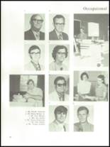 1972 McDowell High School Yearbook Page 28 & 29