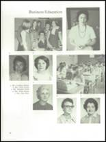 1972 McDowell High School Yearbook Page 30 & 31
