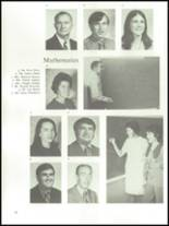 1972 McDowell High School Yearbook Page 32 & 33