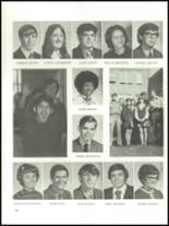 1972 McDowell High School Yearbook Page 40 & 41