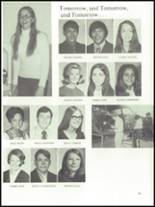 1972 McDowell High School Yearbook Page 42 & 43