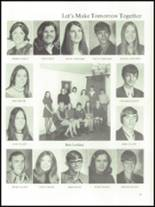1972 McDowell High School Yearbook Page 44 & 45