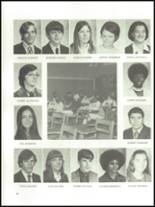 1972 McDowell High School Yearbook Page 48 & 49