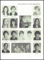 1972 McDowell High School Yearbook Page 50 & 51
