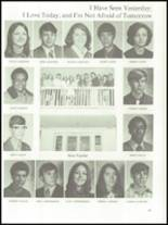 1972 McDowell High School Yearbook Page 52 & 53