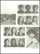 1972 McDowell High School Yearbook Page 54 & 55