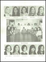 1972 McDowell High School Yearbook Page 56 & 57
