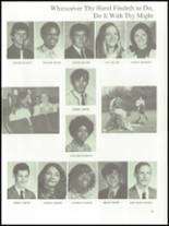 1972 McDowell High School Yearbook Page 60 & 61