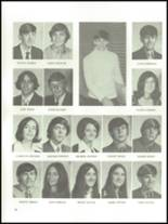 1972 McDowell High School Yearbook Page 62 & 63