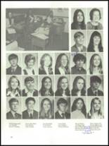 1972 McDowell High School Yearbook Page 72 & 73