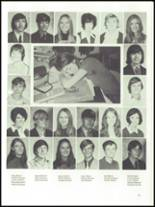 1972 McDowell High School Yearbook Page 74 & 75