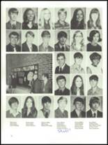 1972 McDowell High School Yearbook Page 76 & 77