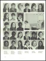 1972 McDowell High School Yearbook Page 80 & 81