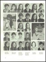 1972 McDowell High School Yearbook Page 82 & 83