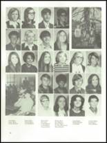1972 McDowell High School Yearbook Page 84 & 85