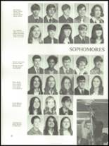 1972 McDowell High School Yearbook Page 90 & 91