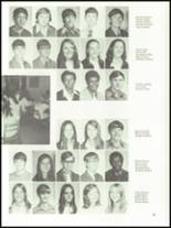 1972 McDowell High School Yearbook Page 92 & 93