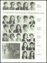 1972 McDowell High School Yearbook Page 96 & 97