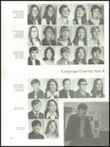 1972 McDowell High School Yearbook Page 102 & 103