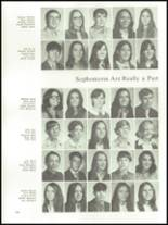 1972 McDowell High School Yearbook Page 104 & 105