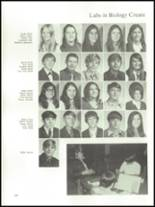 1972 McDowell High School Yearbook Page 106 & 107