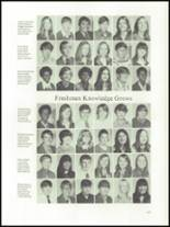 1972 McDowell High School Yearbook Page 120 & 121