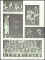 1972 McDowell High School Yearbook Page 126 & 127