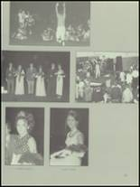 1972 McDowell High School Yearbook Page 128 & 129