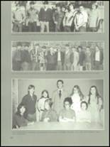 1972 McDowell High School Yearbook Page 154 & 155