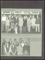 1972 McDowell High School Yearbook Page 156 & 157