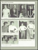 1972 McDowell High School Yearbook Page 160 & 161
