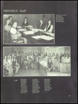 1972 McDowell High School Yearbook Page 164 & 165