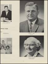 1964 Evergreen High School Yearbook Page 10 & 11