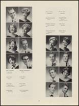 1964 Evergreen High School Yearbook Page 22 & 23