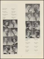 1964 Evergreen High School Yearbook Page 24 & 25