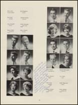 1964 Evergreen High School Yearbook Page 26 & 27