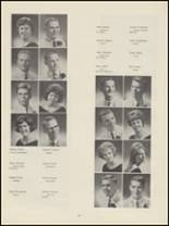 1964 Evergreen High School Yearbook Page 28 & 29