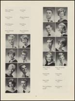 1964 Evergreen High School Yearbook Page 32 & 33