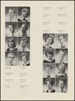1964 Evergreen High School Yearbook Page 34 & 35