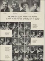 1964 Evergreen High School Yearbook Page 44 & 45