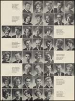 1964 Evergreen High School Yearbook Page 50 & 51