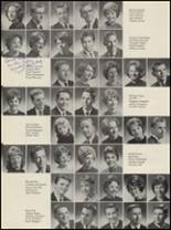 1964 Evergreen High School Yearbook Page 52 & 53