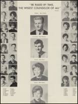1964 Evergreen High School Yearbook Page 54 & 55