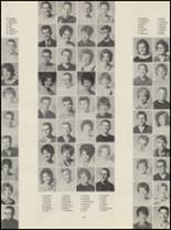 1964 Evergreen High School Yearbook Page 56 & 57