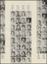 1964 Evergreen High School Yearbook Page 58 & 59