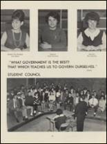 1964 Evergreen High School Yearbook Page 66 & 67