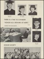 1964 Evergreen High School Yearbook Page 70 & 71