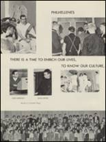 1964 Evergreen High School Yearbook Page 72 & 73