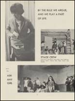 1964 Evergreen High School Yearbook Page 74 & 75